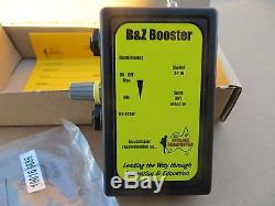 B&Z Booster Signal Enhancer for Minelab Pulse Induction Metal Detectors & SDC