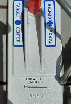 BIGFOOT COIL for Whites 6.59 KHZ metal Detectors fits XLT, PRO, Spectrum, etc