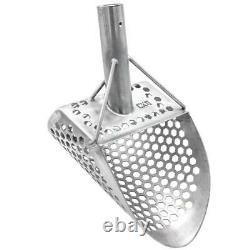 CKG Sand Scoop Handle Pole Metal Detecting Carbon Rod Detector Shovel Sifting