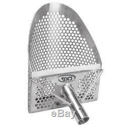 CKG Sand Scoops Metal Detecting Carbon Handle Pole Detector Scoop Shovel Rod New