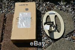 COILTEK 18 x 12 GOLDSTALKER SERIES SEARCH COIL MINELAB SD GP GPX