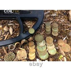 Coiltek 14×9 DD Waterproof Search Coil for Minelab CTX 3030 Free Shipping