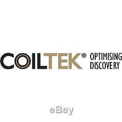 Coiltek 15 All Terrain 18.75 kHz Waterproof Search Coil for Minelab X-TERRA