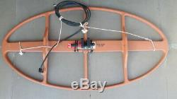 Coiltek 40×20 Goldhunting Metal Detectors Minelab GPX 4000,4800,5000