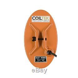 Coiltek Elliptical 10 x 5 TDI Mono Search Coil for Whites TDI Metal Detector