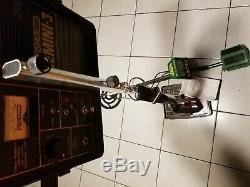 Combo Metal Detector Garrett 2500 Gti &fisher Geminis 3