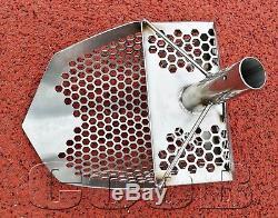 CooB PRO Series SHARK v10 Beach Sand Scoop Metal Detector Hunting Tool Steel