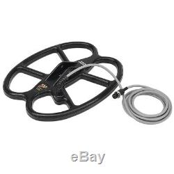 Detech 12x10 S. E. F. Butterfly Search Coil for Minelab Sovereign Metal Detector