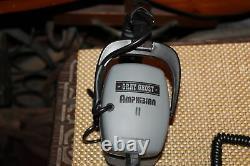 Detector Pro Gray Ghost Amphibian II Headphones Minelab CTX3030 BRAND NEW