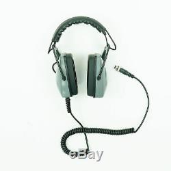 DetectorPro Gray Ghost Amphibian Headphones for CTX 3030