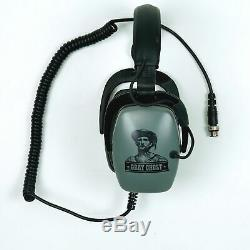 DetectorPro Gray Ghost Amphibian II Headphones for CTX 3030