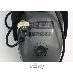 DetectorPro Gray Ghost Amphibian for Garrett AT Pro Gold ATX Infinium Seahunter