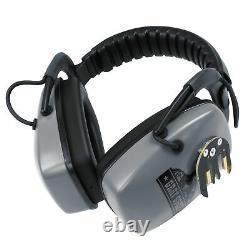 DetectorPro Gray Ghost XP Platinum Series Wireless Headphones for XP Deus