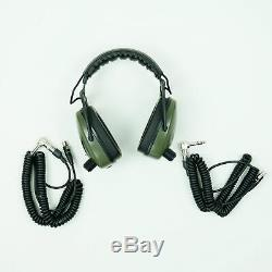 DetectorPro Nugget Busters NDT Headphones 1/4 Angle Plug DP-NB-NDT14