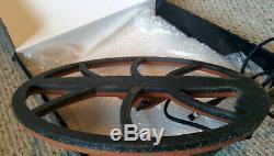 Eureka Minelab 15 coiltek all terrain gold seeker coil 7564