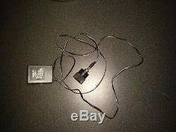 Excalibur 1000 metal detector with Brand New 1600 ma Battery