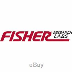 Fisher 8 Waterproof Spider Concentric Round Search Coil for CZ-3D 8COIL-7-CZ3
