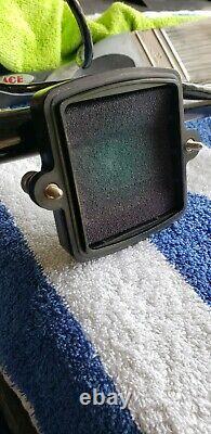 Fisher CZ-21 Metal Detector 8 Inch Coil Waterproof