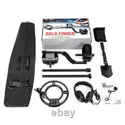 GC-1071 Metal Detector Waterproof Coil, Headphones & Free Accessories