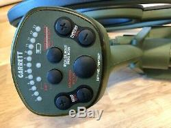 Garret ATX Gold / Metal Detector New / Unused In Box With extra accessories