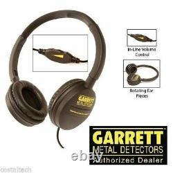 Garrett ACE 400 Metal Detector, Pro Pointer II Pinpointer, Pouch, & Accessories