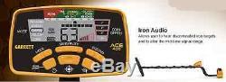 Garrett ACE 400 Metal Detector Spring Special BACKPACK INCLUDED