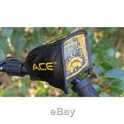 Garrett ACE 400 Metal Detector With PRO-Pointer II & 3 FREE ACCESSORIES
