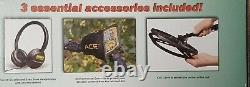 Garrett ACE 400 Metal Detector with Headphones & Free Accessories