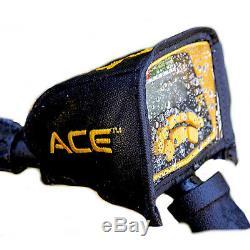 Garrett ACE 400 Metal Detector with Headphones, Free Accessories, Travel Bag