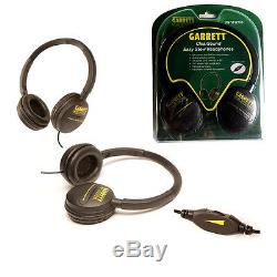 Garrett ACE 400 Metal Detector with Headphones & Propointer AT, Free Accessories