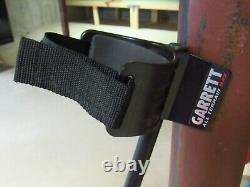 Garrett AT MAX Metal Detector VERY LIGHTLY USED Plus Accessories