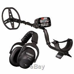 Garrett AT MAX Metal Detector, Wireless Headphones & Propointer II & free items