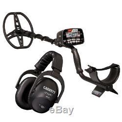 Garrett AT MAX Underwater Waterproof Metal Detector, Wireless Headphones & More