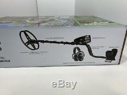 Garrett AT Max Metal Detector with Accessories, Brand New