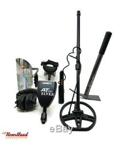 Garrett AT PRO Silver Metal Detector WithAccessories (HE1019276)