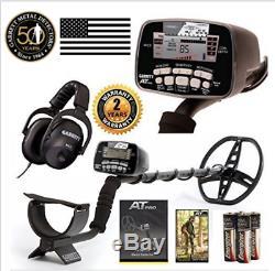 Garrett AT Pro Metal Detector 1140460 Warranty Accessories Free Shipping