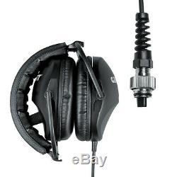 Garrett AT Pro Underwater Waterproof Metal Detector with DD Coil & MS-2 Headphones