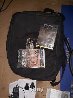 Garrett ATX Extreme Pulse Induction Metal Detector with 10 x 12 DD Search Coil