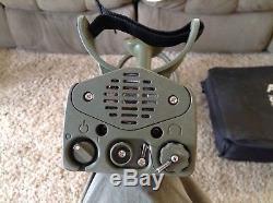 Garrett ATX Metal Detector Great Condition- New Accessories