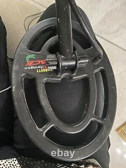Garrett Ace 250 Metal Detector with Accessories Used