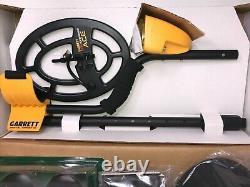 Garrett Ace 300i Metal Detector including 3 accessories NEW