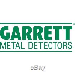 Garrett Infinium LS Metal Detector 8 Round Monoloop Search Coil Black 2217000