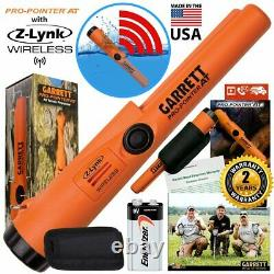 Garrett Pro-Pointer At Z-Lynk Wireless & Waterproof Metal Detector Pin-Pointer