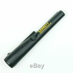Garrett Pro-Pointer II Pinpointer Probe Metal Detector with Holster