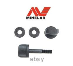Genuine Minelab Equinox 600 800 Metal Detector DD 15 Coil + Protector Hardware