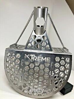 Genuine Org. Beach Sand Shredder Pro X-treme Hybrid Metal Detecting Scoop Xtreme