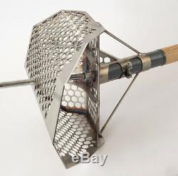 Genuine STEALTH 920iX X-treme Hybrid Metal Detecting Scoop withash handle 2
