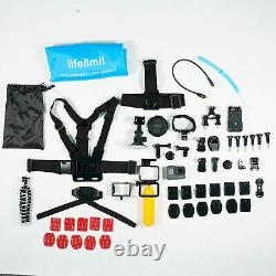 GoPro Hero5 with accessories