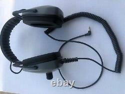 Gray Ghost Gold Series Headphones For Minelab Gold Monster & Equinox 600/800
