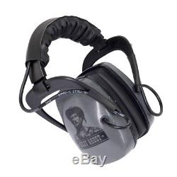 Gray Ghost Wireless Headphones for Minelab FBS Metal Detector GG-M-WHP